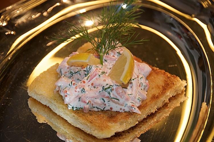 Skagenröra à la Hjuviks fisk