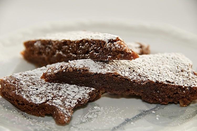 Enkel chokladkaka med kakao