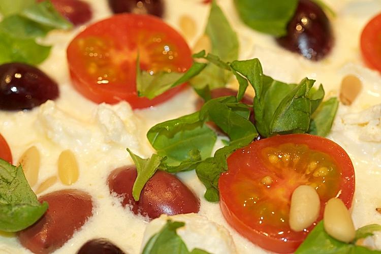 Vegetarisk paj